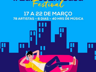 Artistas portugueses se apresentarão pelo Instagram no Festival #EuFicoEmCasa