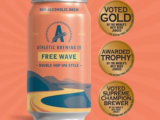 Cerveja norte-americana sem álcool é considerada a melhor do mundo pelo International Beer Challenge