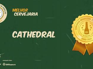 Cervejaria paranaense Cathedral é tetra no Concurso Brasileiro de Cerveja