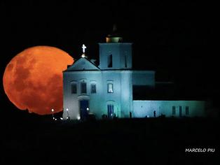 Livro digital reúne fotos espetaculares do sol e da lua em prol de uma boa causa