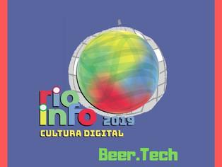 Beer.Tech discute inovação cervejeira no RioInfo 2019