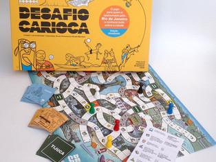 Jogo Desafio Carioca exige conhecimentos sobre a Cidade Maravilhosa