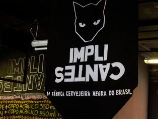 Primeira fábrica cervejeira negra do Brasil, gaúcha Implicantes lança financiamento coletivo