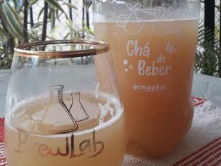 No Chá de BebeR, uma micro NEIPA