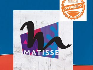 Matisse leva seu selo Niterói Cervejeiro para o Mondial de la Bière Rio