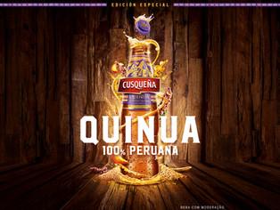 Cerveja peruana com quinoa é lançada no Brasil