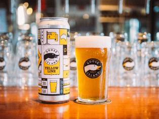 No aniversário de São Paulo, Goose Island relança cerveja em homenagem ao Metrô da cidade