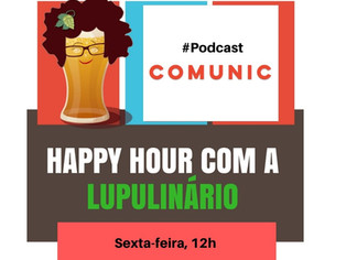 Happy Hour com a Lupulinário 18-09-2020