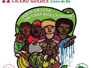 A tradicional feira Cícero Guedes ocupa o Largo da Carioca até quarta-feira