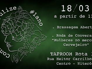 Confraria Lupulize comemora primeiro aniversário com evento em Niterói