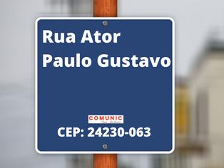 Paulo Gustavo derruba coronel em Icaraí