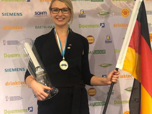 Alemã Elisa Raus vence 6 ª edição do World Championship of Beer Sommeliers