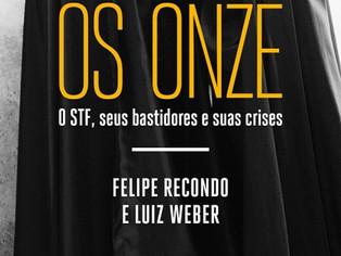 Livro revela bastidores e crises do STF