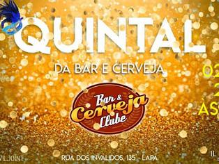 Festa da Bar e Cerveja inaugura novo espaço para eventos na Lapa