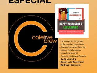 Happy Hour com a Lupulinário Especial Colletive Brew