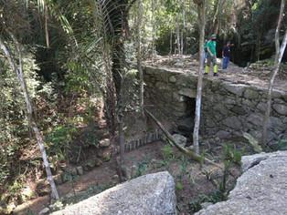 Ponte de Pedra do Parque da Cidade é patrimônio histórico municipal
