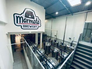 Carioca Marmota Brewery inaugura brewpub na Lapa