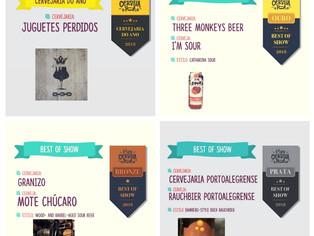 Argentina Juguetes Perdidos é eleita cervejaria do ano em Porto Alegre