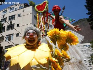 Bloco Gigantes da Lira comemora 20 sonhos de carnaval