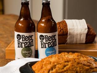 Beer Bread permite fazer pão 'instantâneo' com adição de cerveja