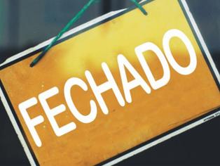 Bares e restaurantes fechados e praias bloqueadas em Niterói