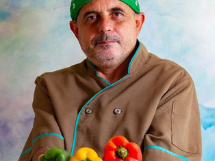 Pela primeira vez, um chef vegano concorre ao título de melhor do país