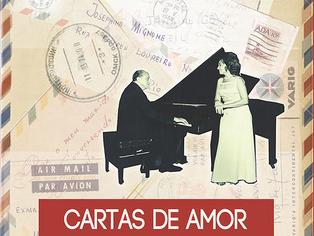 Cartas de amor do casal Mignone se tornam livro romântico