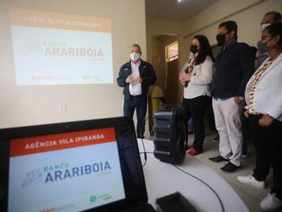 Vila Ipiranga, no Fonseca, recebe o primeiro Banco Comunitário de Niterói
