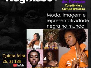 Encontro internacional mostra representatividade negra na moda