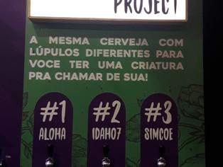 Criatura convida público do Mondial Rio a criar sua própria cerveja