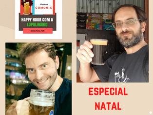 Happy Hour com a Lupulinário Especial Natal 2020