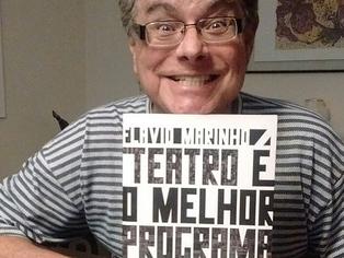 Um livro que é um programão de teatro