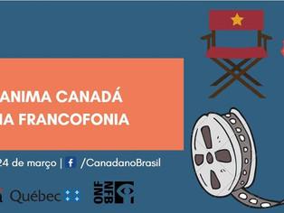 Animações canadenses ficarão disponíveis on-line durante uma semana