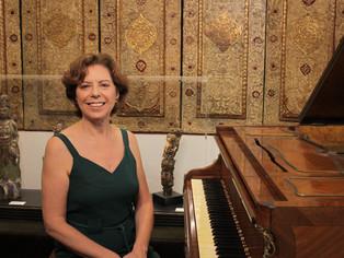 Recital online e gratuito usará piano raro do acervo da Casa Ema Klabin