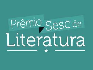 Prêmio Sesc de Literatura abre inscrições