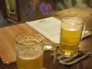 Fubá, a cerveja de milho da Ranz
