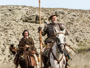 Longa 'O Homem que Matou Dom Quixote' estreia após 30 anos de produção
