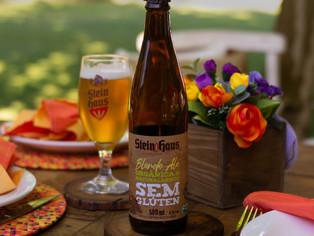A gaúcha SteinHaus produz a primeira cerveja orgânica e sem glúten do país