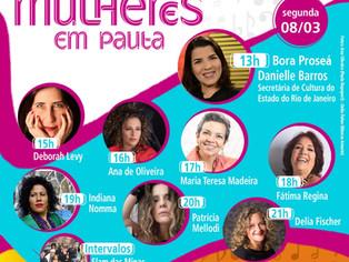 Festival online dá protagonismo a mulheres compositoras e intérpretes