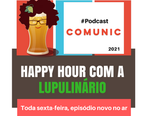 Happy Hour com a Lupulinário 26-03-2021