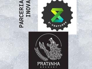 Ambev e Pratinha se unem em busca de inovação cervejeira