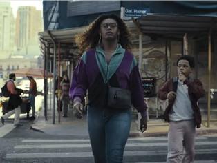 Liniker interpreta uma independente mulher trans na série 'Manhãs de Setembro'