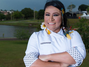 Primeira chef indígena do país apresenta suas receitas no MasterChef Brasil