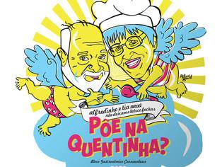 Põe na Quentinha? Se muda para Copacabana e lança bloco infantil