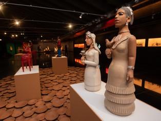 CRAB inaugura exposição com 500 peças do Museu Casa do Pontal
