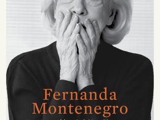 Primeiro capítulo do livro de memórias de Fernanda Montenegro tem capítulo disponível gratuitamente