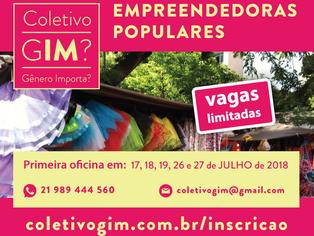 Oficina vai qualificar vendedoras ambulantes do Rio de Janeiro