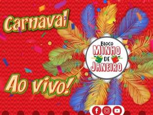 Bloco de cariocas em cidade portuguesa faz desfile online