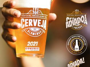 """Com Blumenau em """"nível grave"""" para o Covid-19,  parte do Festival Brasileiro da Cerveja é adiada"""