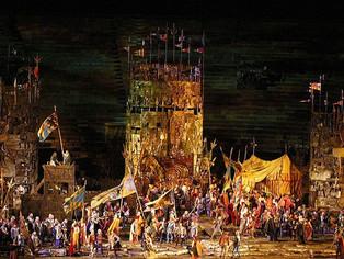 Festival leva para São Paulo projeções ao ar livre de óperas da recente temporada europeia